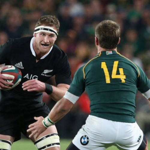 All Blacks: si ritira il numero 8 Kieran Read