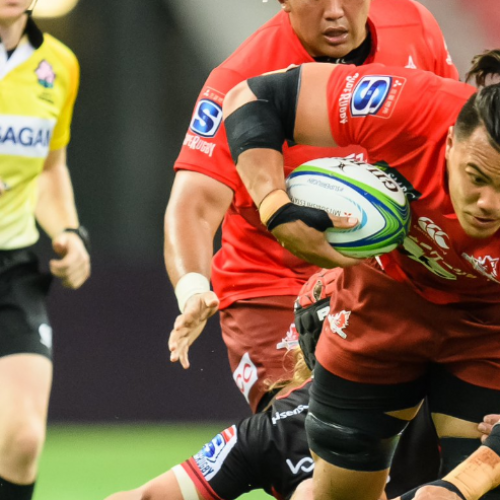 Altra vittoria per i Sunwolves, Sharks beffati [VIDEO]