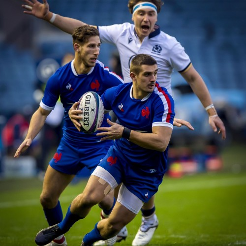 Autumn Nations Cup: Scozia - Francia 15-22 [VIDEO]