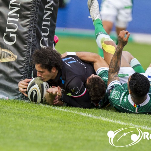 Benetton Rugby - Zebre Rugby 34-27 [VIDEO]