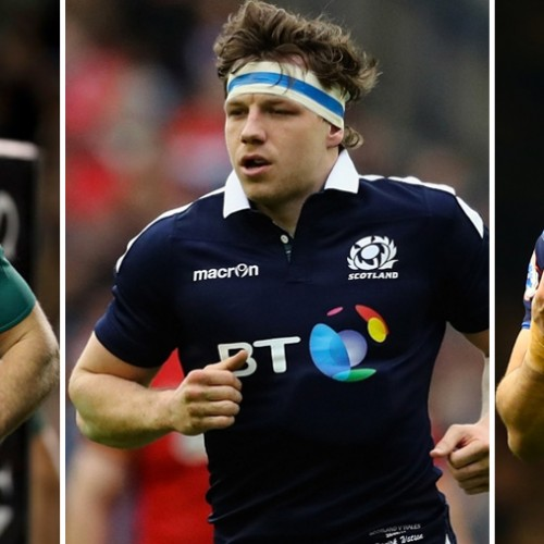 Best XV 6 Nations 2018