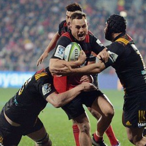 Crusaders in finale, Chiefs battuti 27-13