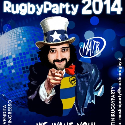 FESTA DEL RUGBY: Mastini Rugby Party
