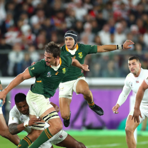 Highlights di Inghilterra-Sudafrica 12-32 [VIDEO]