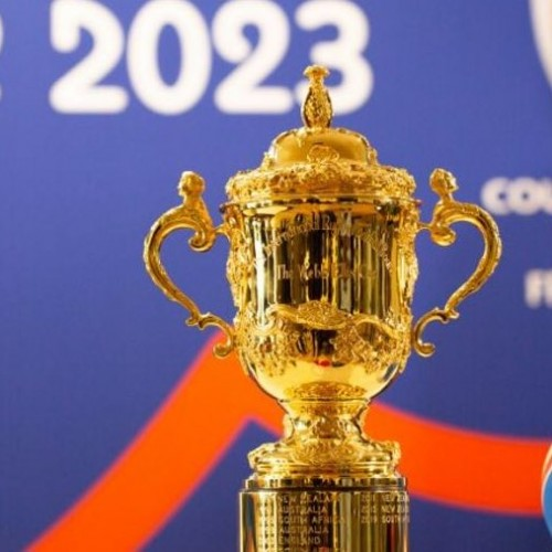 I gironi della Rugby World Cup 2023