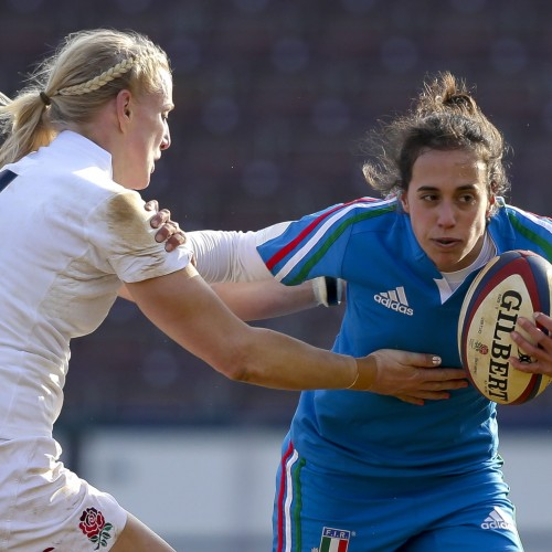 Italdonne all'Hong Kong Woman Rugby Sevens