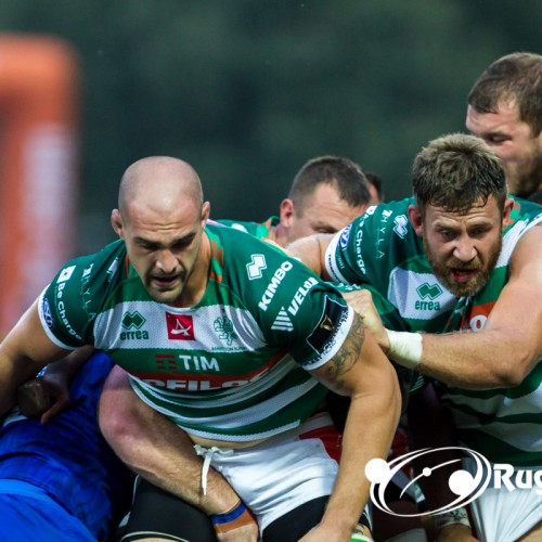 Leinster - Benetton Rugby 33-19 [VIDEO]