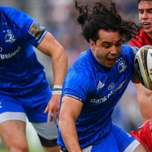 Leinster in finale di Pro14, Munster battuto 24-9