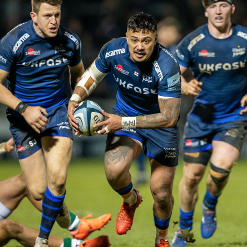 Nette vittorie di Sale Sharks ed Exeter Chiefs [VIDEO]