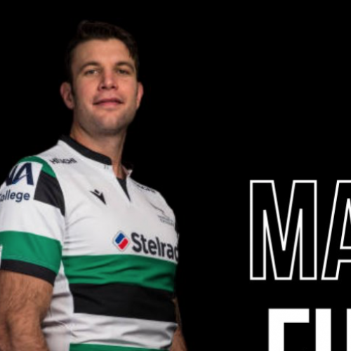Newcastle Falcons: la prima meta inglese di Marco Fuser [VIDEO]