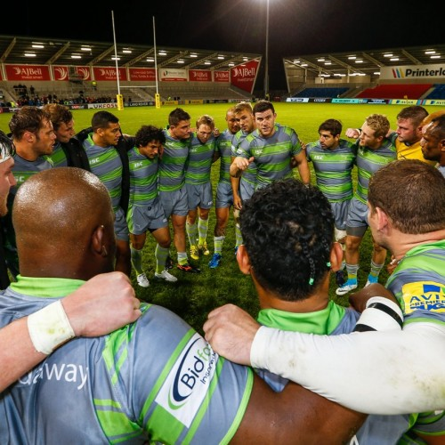 Newcastle Falcons promossi in Premiership