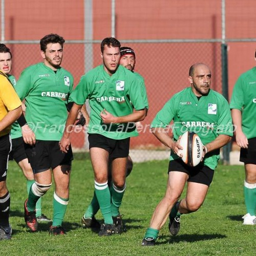 RUGBY SERIE C: Avellino Rugby 0 - 78 Arechi Rugby