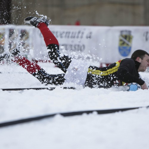 Snow Rugby 2020: le 35 squadre in pista a Tarvisio