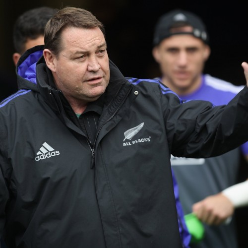 Steve Hansen riparte dalla Top League giapponese