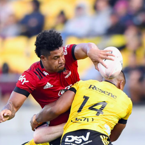 Super Rugby Aotearoa: vittorie esterne per Crusaders e Chiefs [VIDEO]