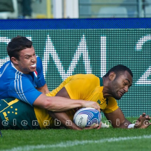 Tevita Kuridrani lascia i Brumbies per i Western Force [VIDEO]